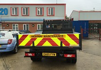 Chapter 8 Chevrons for Rear of Tipper